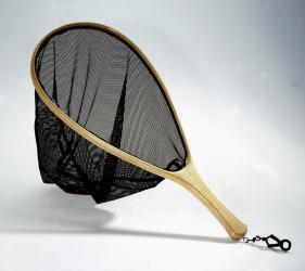 Kescher mit knotenlosem Netz, Mod. Nagold