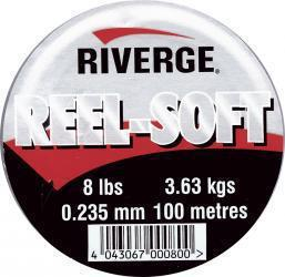 Reel-Soft Fluorocarbon 100m 100m spool 0,117mm
