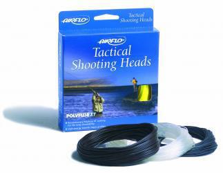 POLYFUSE XT Tactical Shooting Head Sinkrate 7 ST12  Sink Rate 3