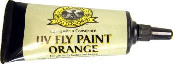 Loon UV Fly Paint Orange