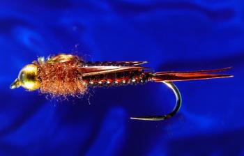 G.H. Stone Fly Brown -8 G.H. Stone Fly Brown -8