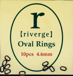 Vorfachringe oval 2x4.5mm Vorfachringe oval 2x4.5mm